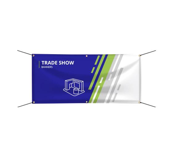 Custom Trade Show Banners With Full