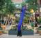 Blue Inflatable Tube Man