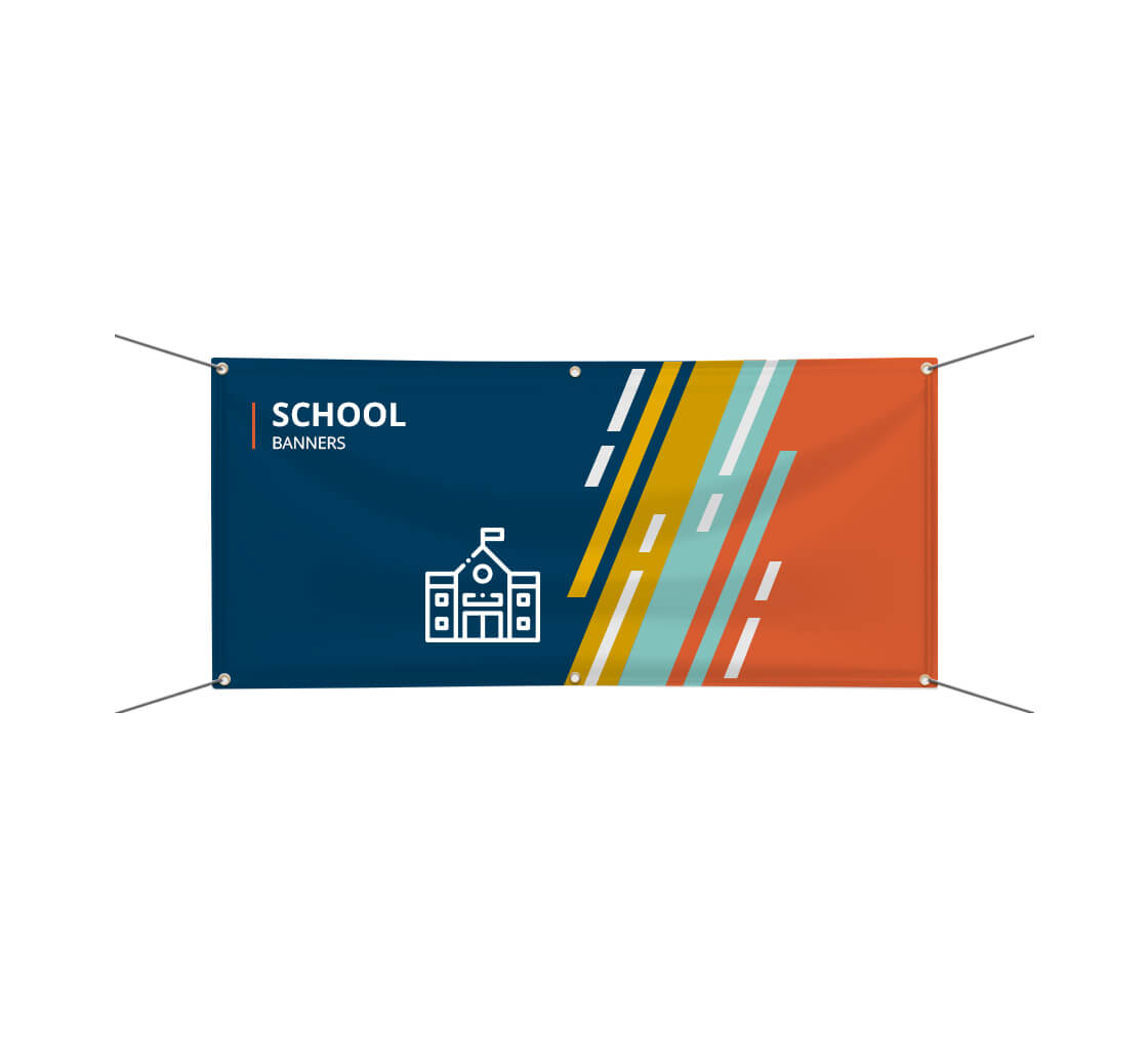 School Banners 25 Off On Custom Vinyl Banners Graduation Banners
