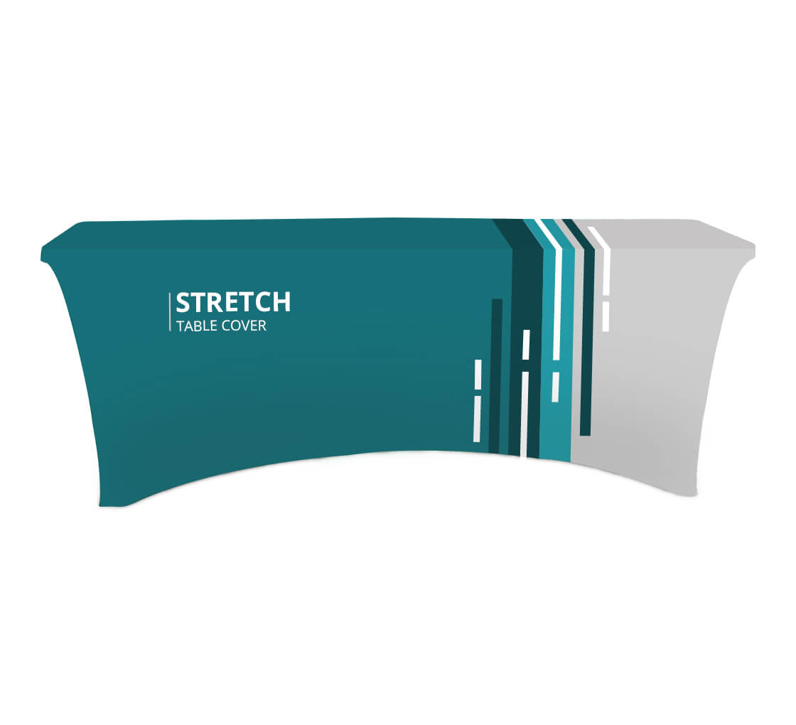 Ed Logo Stretch Table Cover