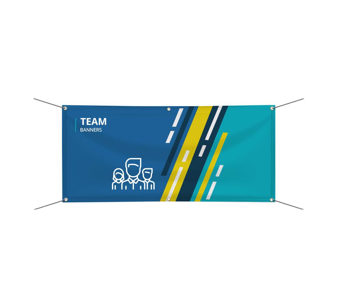 Custom Team Banners Sports