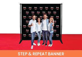 Step & Repeat Displays